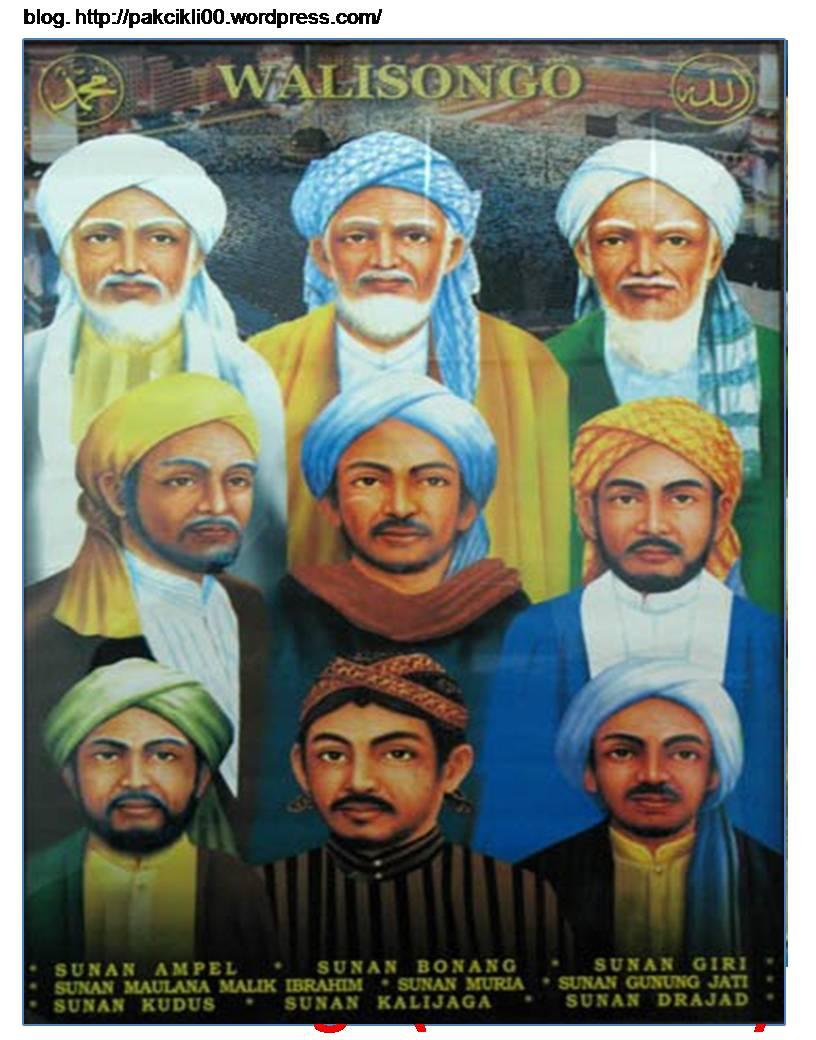 DAKWAH ISLAM WALI SONGO | ARMYMANSHURINwali songo