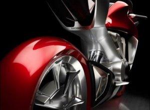 Honda V4 Concept Bike